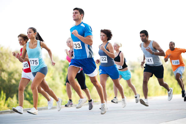 5k Run In Coopersburg, PA