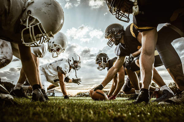 Saucon Valley High school football team In Coopersburg, PA