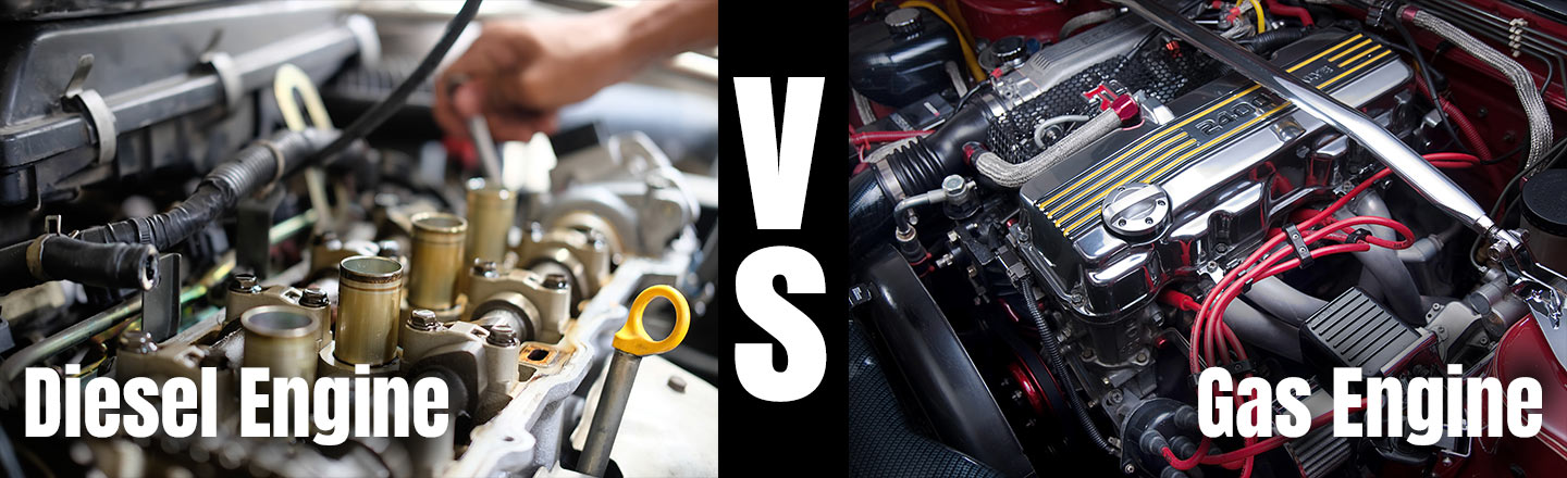 Learning The Pros & Cons Between Diesel Vs. Gas Engines In Ventura
