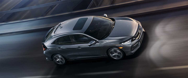 Secure a 2020 Honda Civic Hatchback With Help From Our Dealer in Hillside, NJ