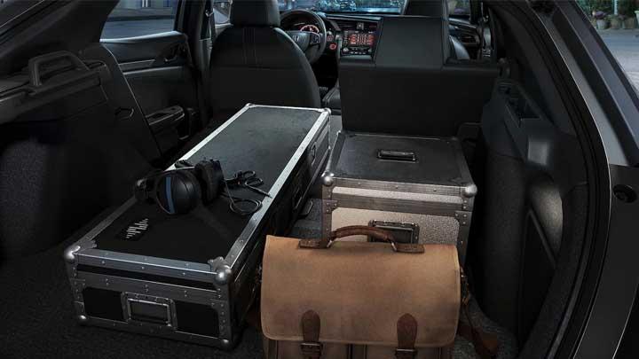2020 Civic Hatchback