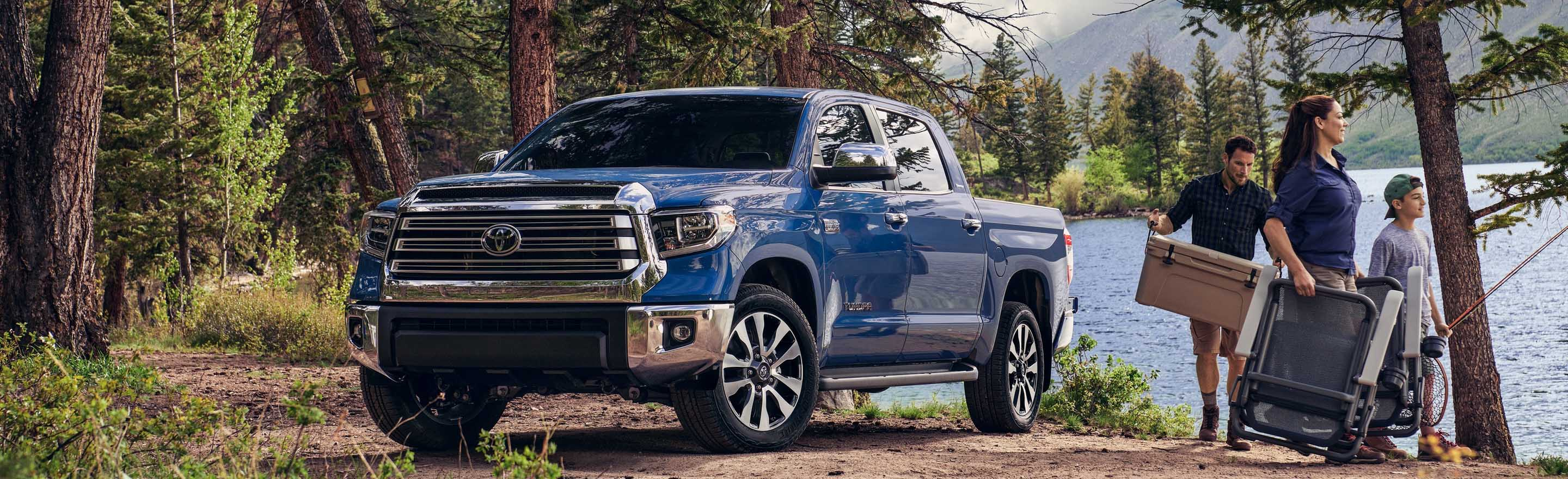 Discover The New 2020 Toyota Tundra Near Pittsburgh, Pennsylvania