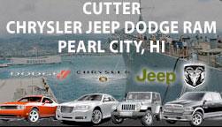 Cutter CDJR Pearl City, HI