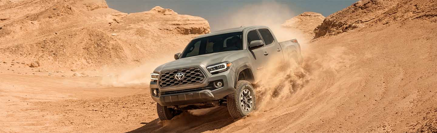 Explore The New 2020 Toyota Tacoma Near Eupora, Mississippi
