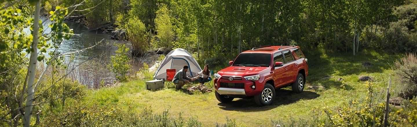 Find The New 2020 Toyota 4Runner Available Near Eupora, TN
