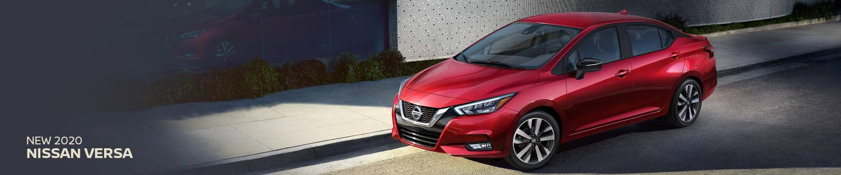 Experience the All-New 2020 Nissan Versa in Buford, GA, near Atlanta