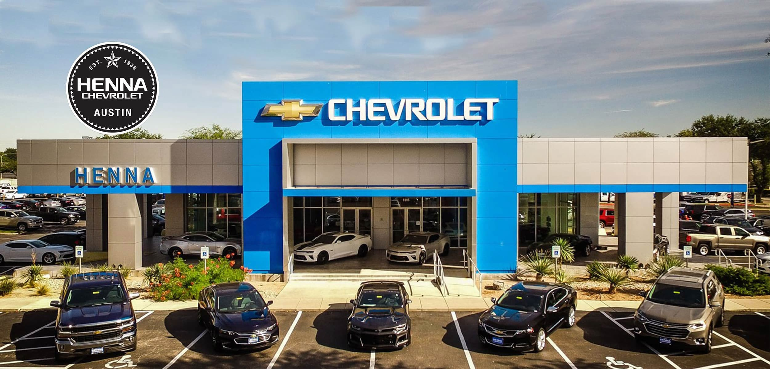 Henna Chevrolet In Austin Tx New Chevy Used Cars For Sale