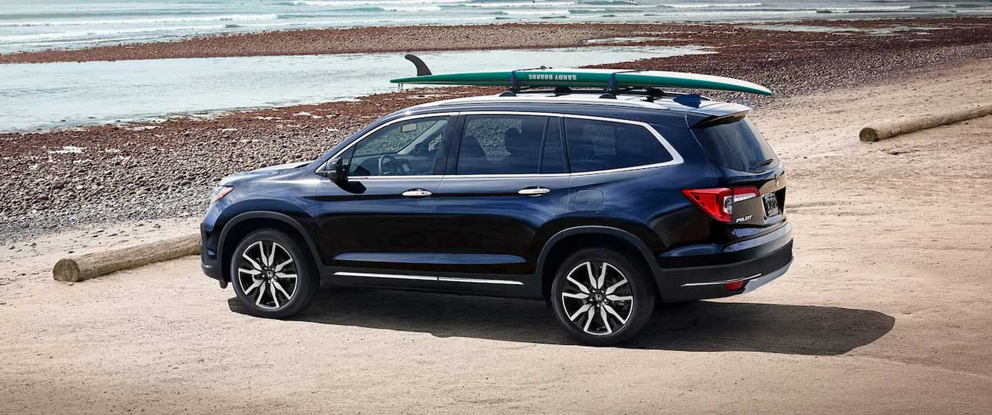 2020 Honda Pilot SUV Models For Sale In Saratoga Springs, New York