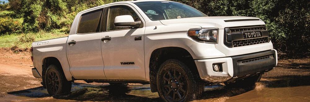 Toyota Tundra Off-Road