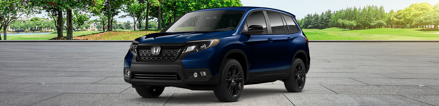 Our Cocoa, FL, Honda Dealer Has The 2019 Passport SUV In Stock