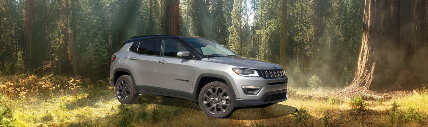 Test Drive The New Jeep Compass At Our Cutter Dealership Near Honolulu