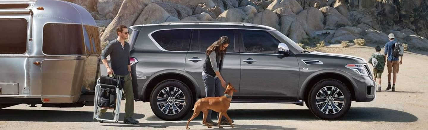 Find Adventure With The 2020 Nissan Armada In Bloomington, IN