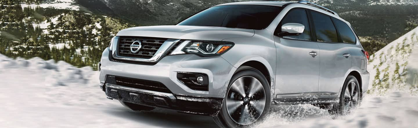 Test Drive The New Pathfinder Near Indianapolis, Indiana Today