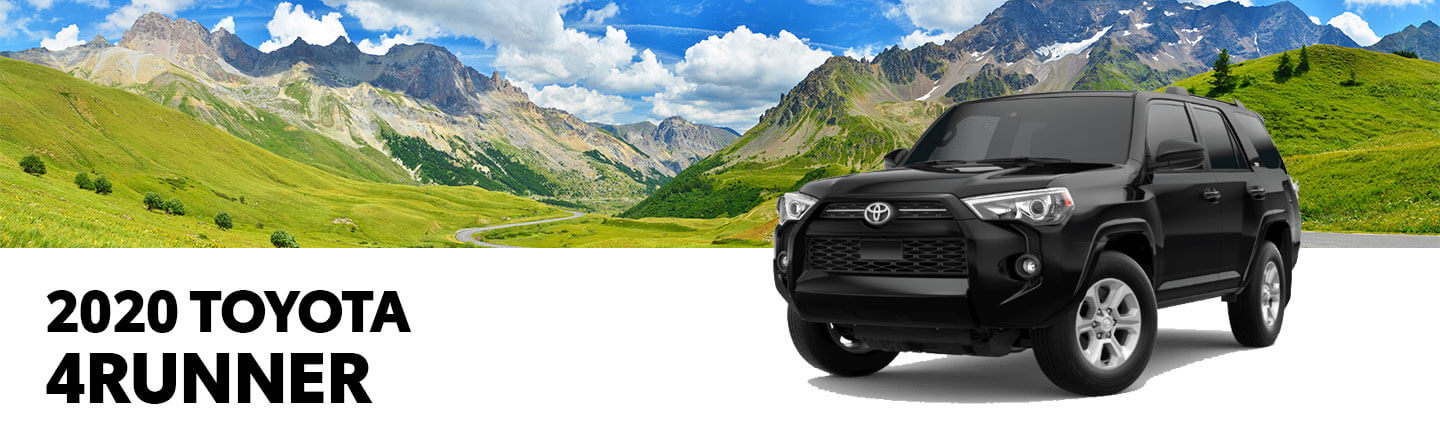 The 2020 Toyota 4Runner Is Now Available At Our Paducah, KY, Car Dealer