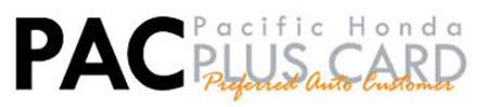 Pac Plus Card