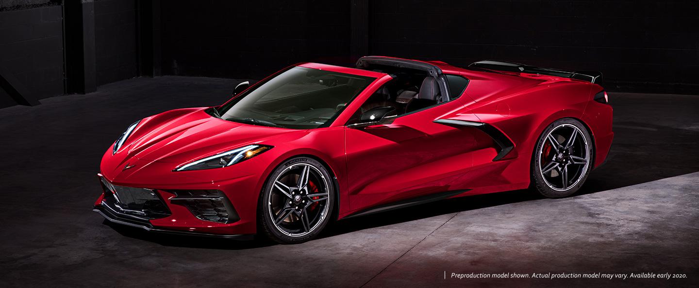 2020 Chevrolet Corvette For Sale In Austin, Texas, At Henna Chevrolet