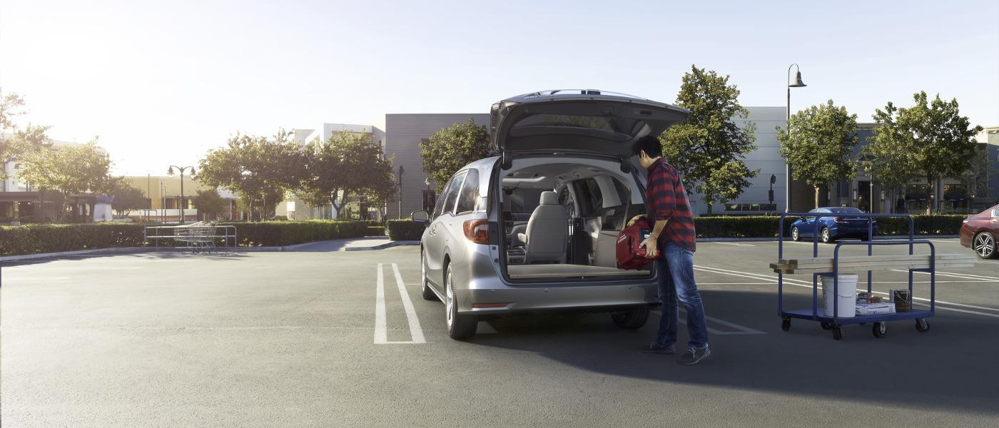 2021 Honda Odyssey Trim Levels: LX vs. EX vs. EX-L
