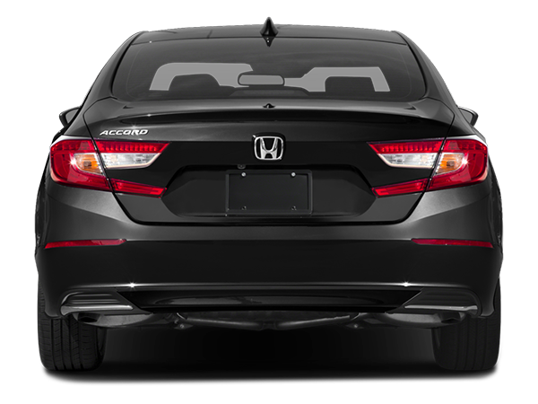 honda accord sedan rear view