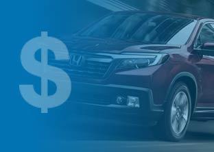 Honda Incentives