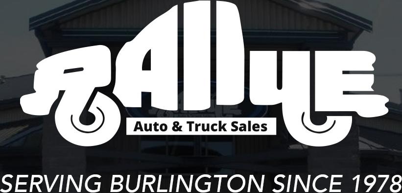 rallye auto sales logo
