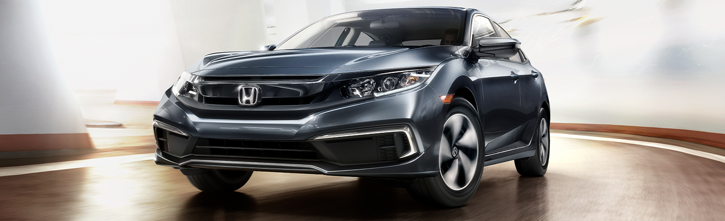 2019 Honda Civic Sedan LX CVT Stock