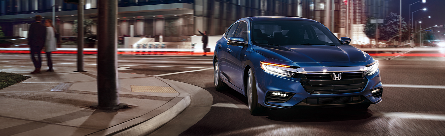 2019 Honda Insight LX CVT Stock