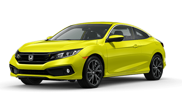 Honda Civic Coupe Sport