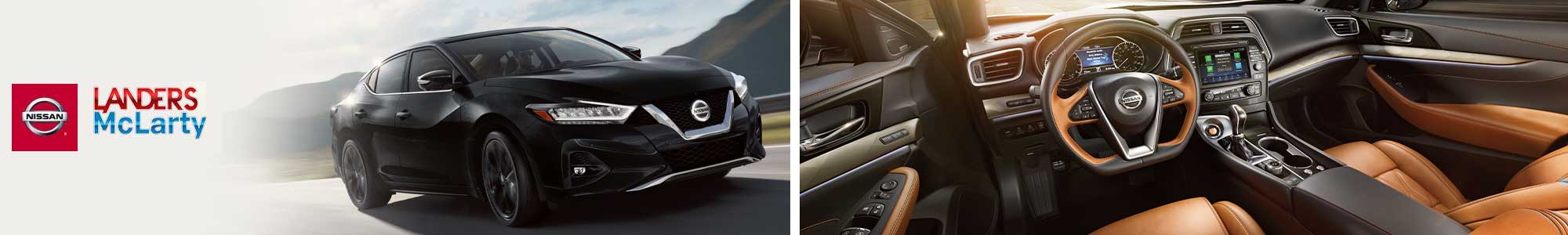 2020 Nissan Maxima Interior and Exterior