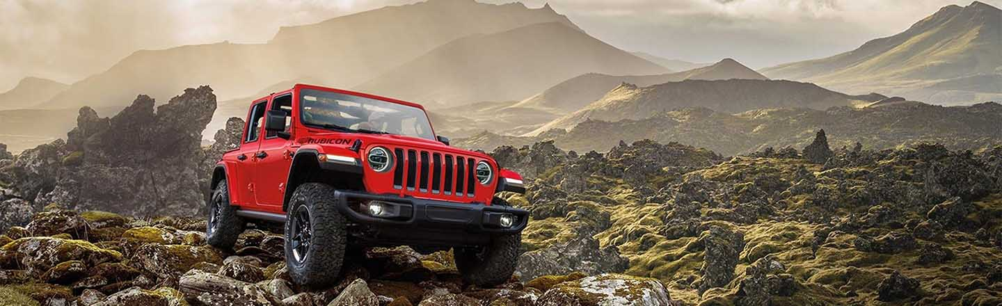 The 2020 Jeep Wrangler Is Now Available At Our New Iberia, LA, Auto Dealer