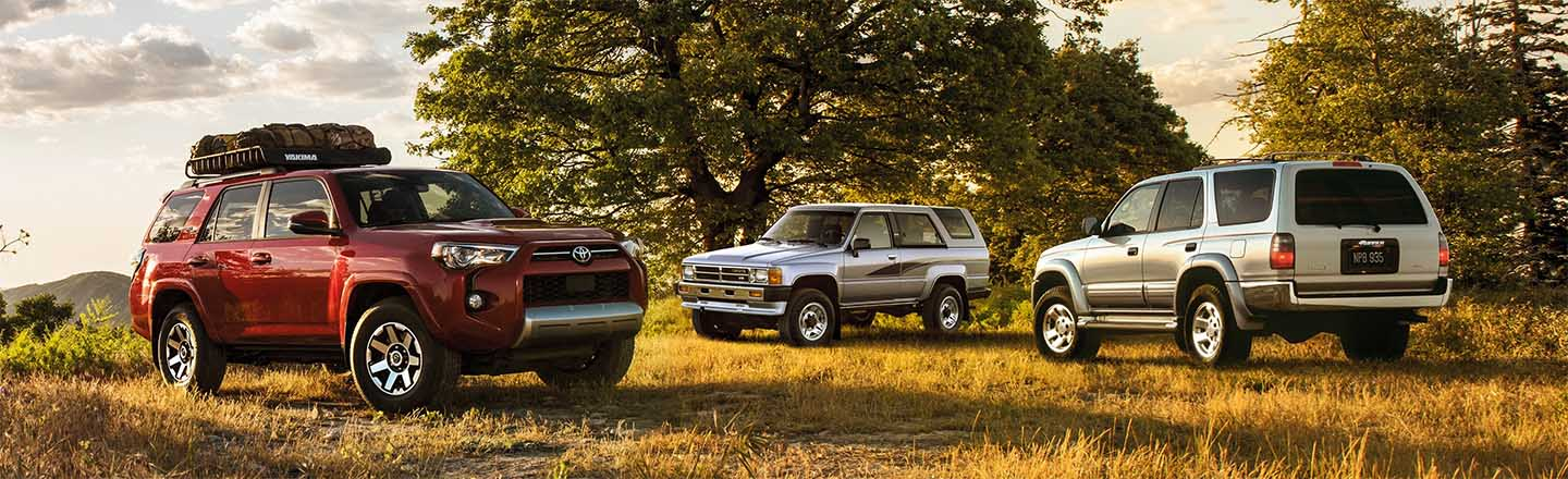 Test Drive The New 2020 Toyota 4Runner In New Iberia, LA