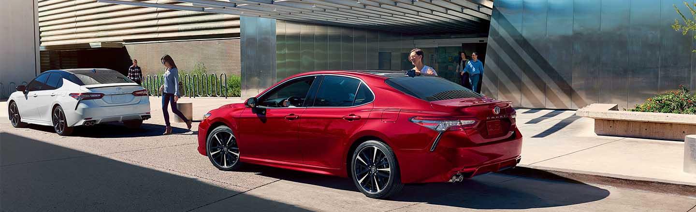 Discover The New 2020 Toyota Camry Sedan In New Iberia, LA