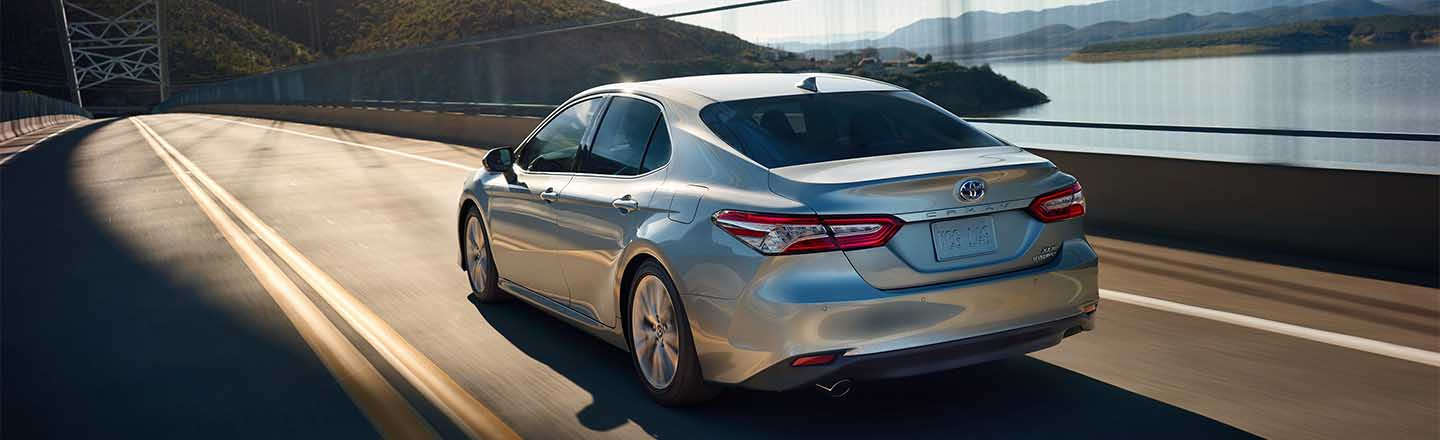 Go The Distance With The New 2020 Camry Hybrid In New Iberia, LA