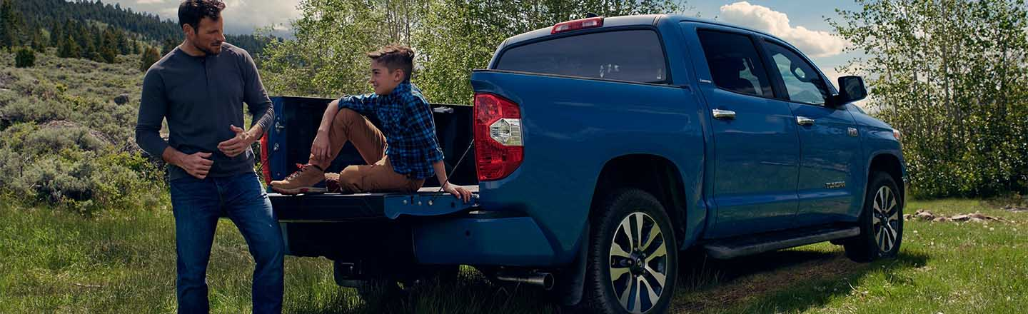 Test Drive The New 2020 Toyota Tundra For Sale In New Iberia, LA