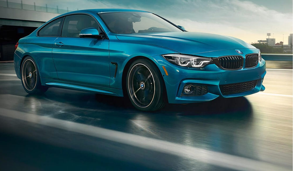 2020 BMW 4 series vehicle