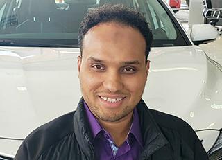 Osman Haji Bio Image