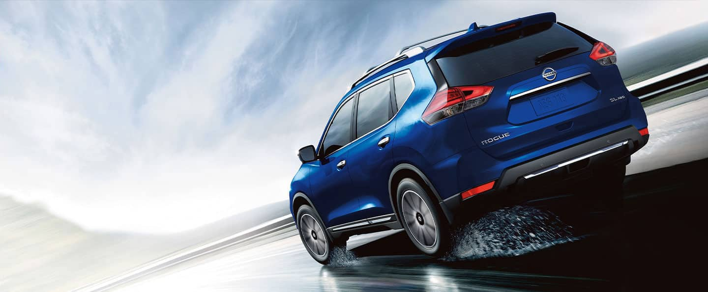 Blue 2020 Nissan Rogue SUV in Vero Beach, FL