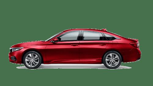 Red 2020 Honda Accord Sedan Jellybean