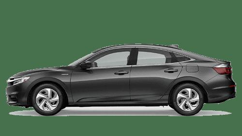 Gray 2020 Honda Insight Jellybean
