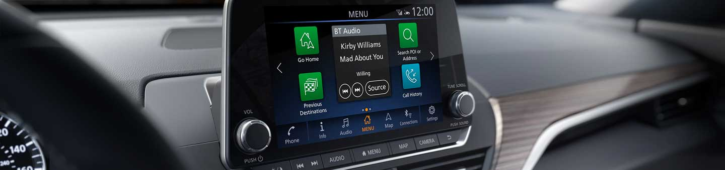 What Apps Work With NissanConnect®?