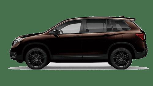Copper 2019 Honda Passport Jellybean