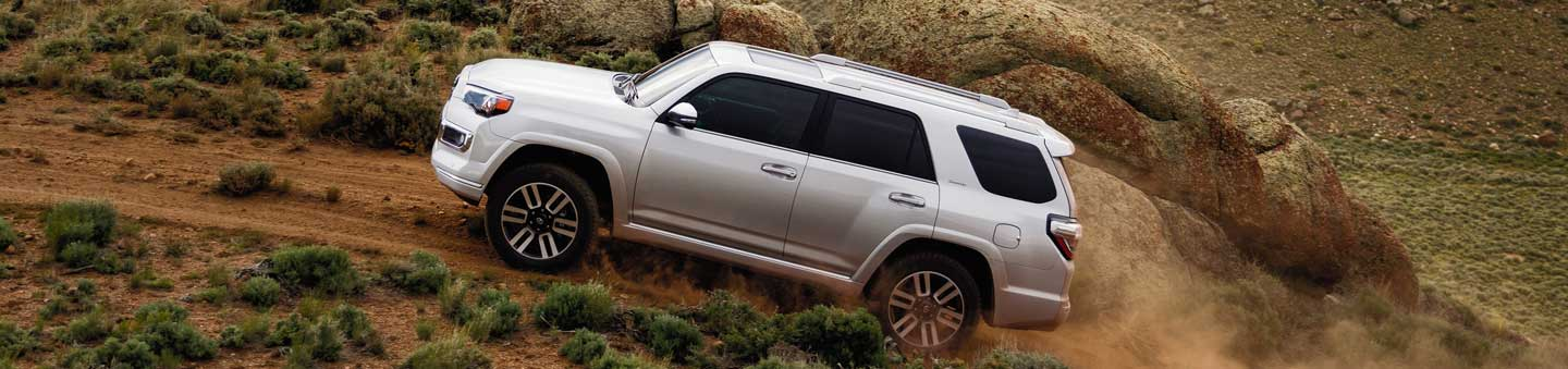 Test Drive The New 2020 Toyota 4Runner At Walker Jones Toyota