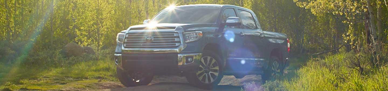 Test Drive The New 2020 Toyota Tundra Pickup Truck In Waycross, GA