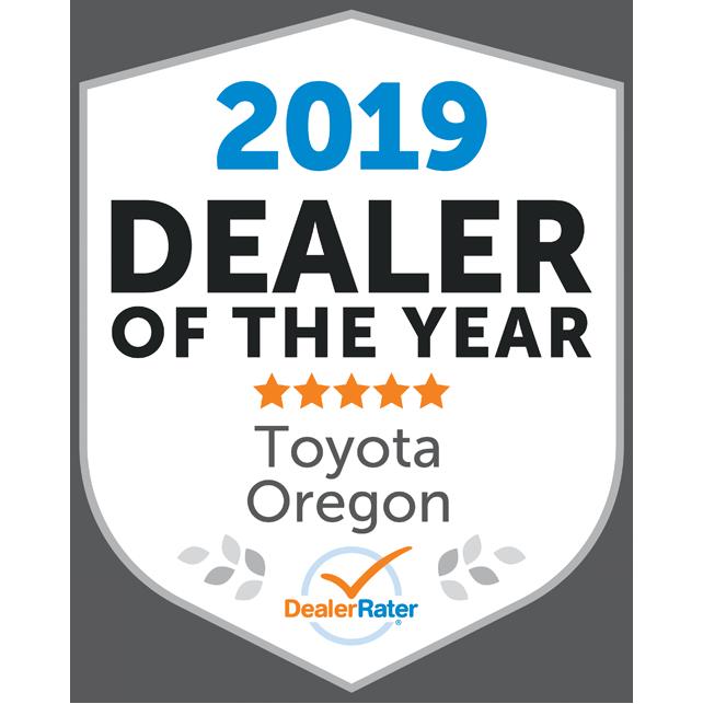 dealer rater dealer of the year award