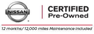 Nissan Certified Used Vehicles Logo