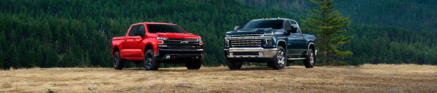 All-New 2020 Chevrolet Silverado HD Trucks in Effingham, IL