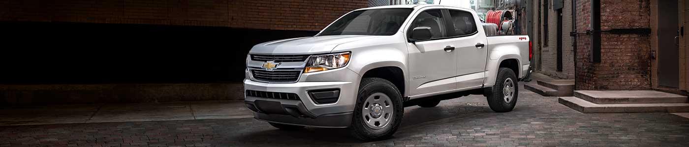 2020 Chevrolet Colorado Pickup in Effingham, IL, near Champaign