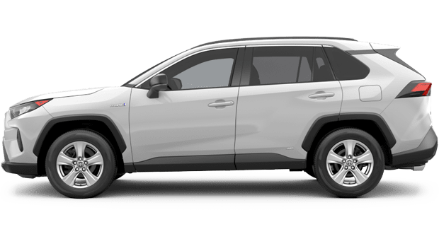 2020 Toyota Rav4 Hybrid Near Greensboro Nc Vann York Toyota