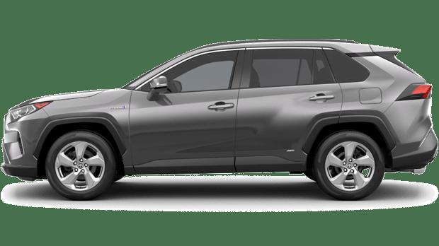 2020 Toyota RAV4 Limited Hybrid