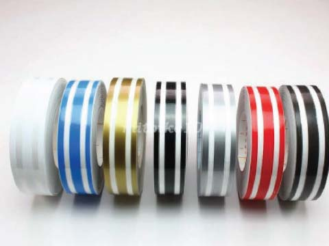 automotive tape strips
