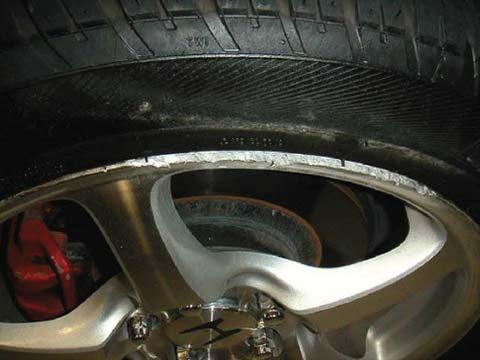 automotive wheel repair